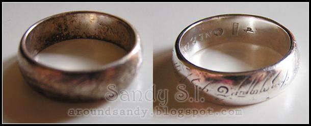Limpiar anillos de plata con productos caseros es posible. Os proponemos un truco para hacerlo en casa.