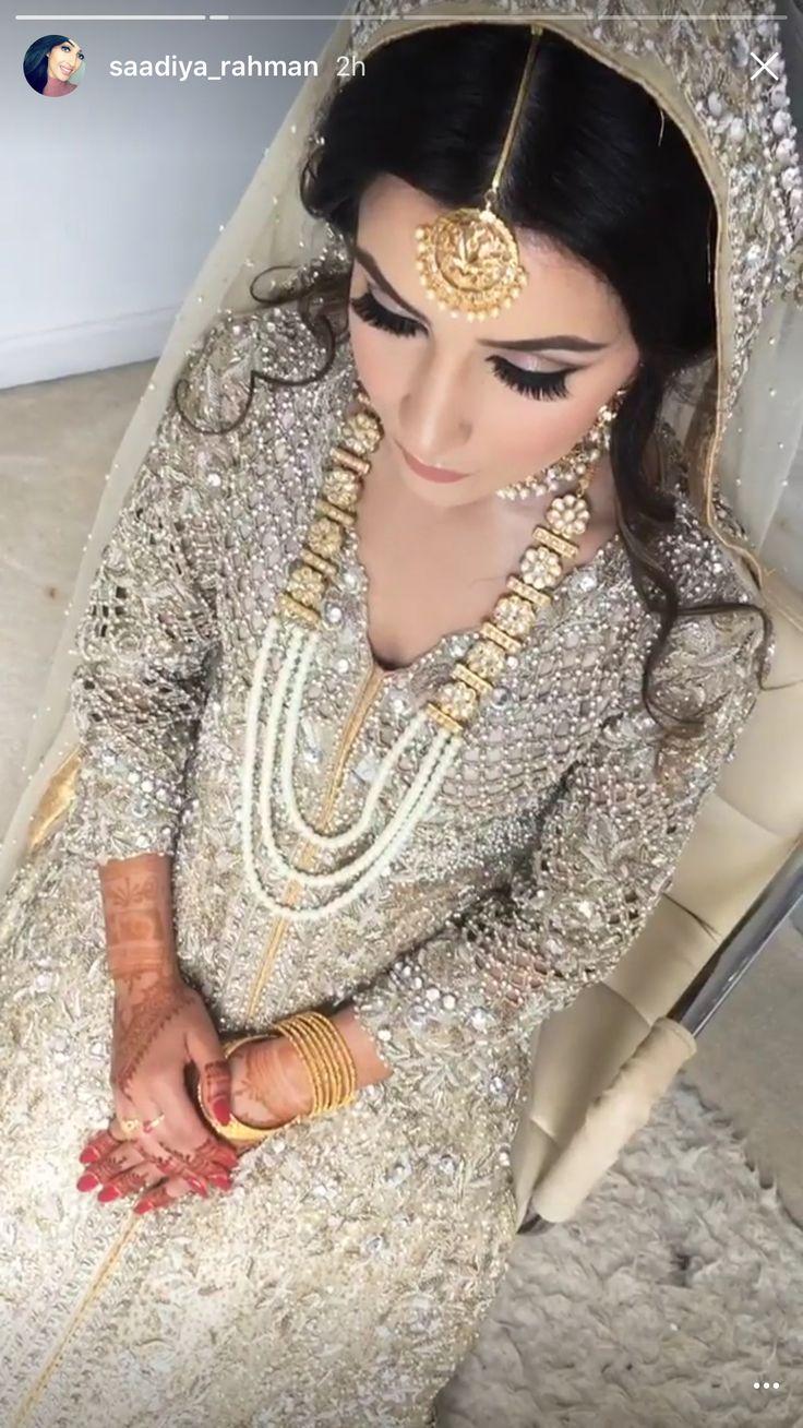 Worst makeup mistakes on your wedding indian bridal diaries - Tika Wedding