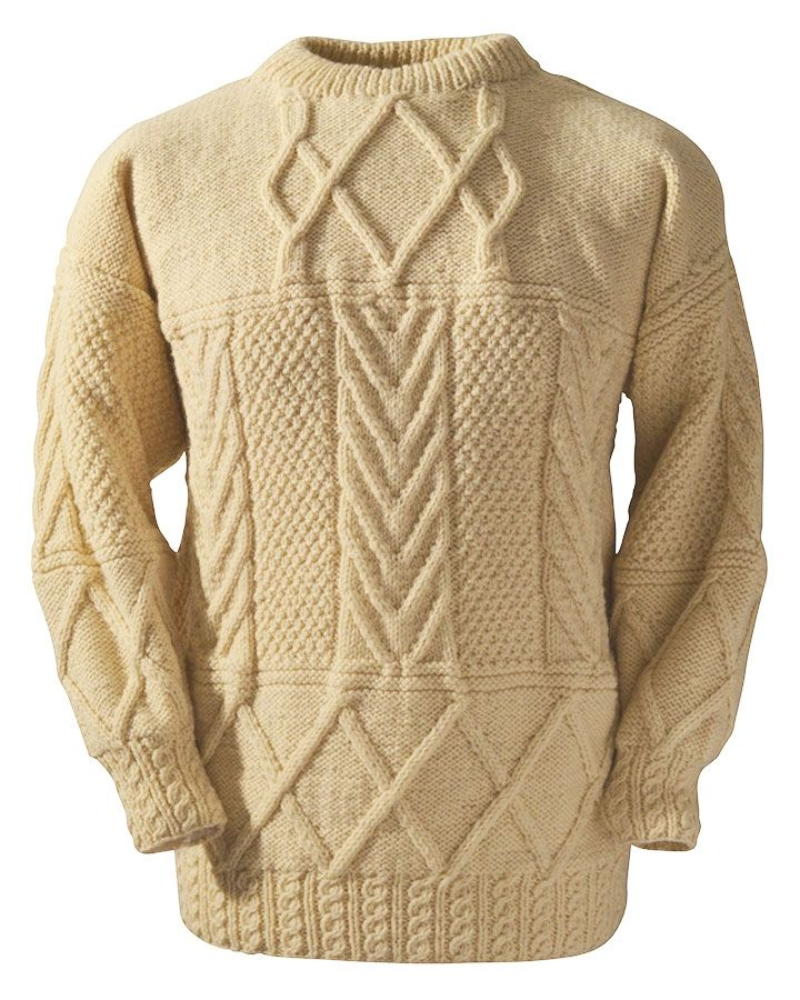 Boyle Hand Knit Irish Sweaters
