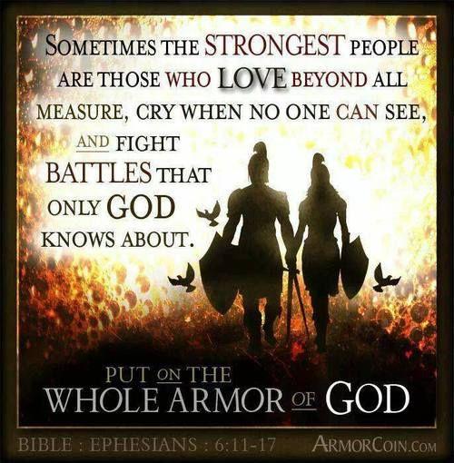 whole armor of God