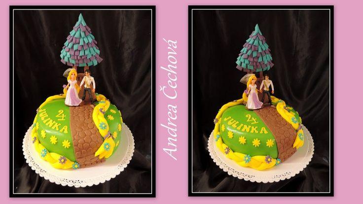 dort s Locikou, Locika cake
