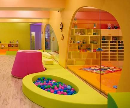 PLAY+ in Mumbai, India. Design by ZPZ Partners