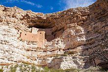 Montezuma Castle National Monument - Wikipedia, the free encyclopedia