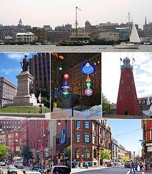 Portland, Maine - Wikipedia, the free encyclopedia