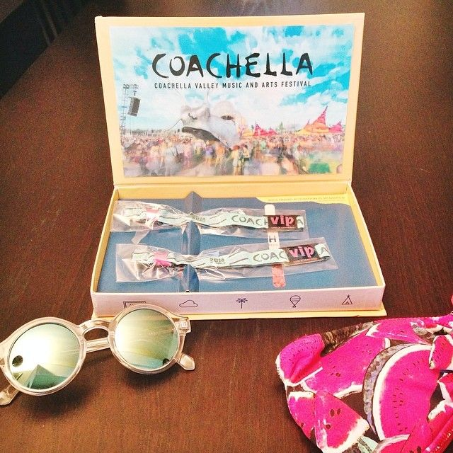 Coachella VIP packages