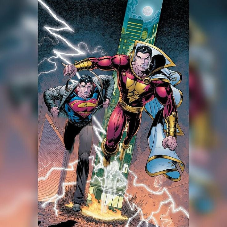 Free Comic Book Day Boston: The Winners Are Superman And Shazam Votes: Supes & Shazam