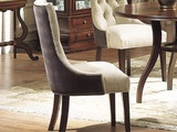 Thomas Pheasant Dining Chair - traditional - dining chairs and benches - other metro - by Baker Furniture