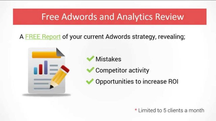 Adwords Specialist Explains The Importance of Optimising Google Adwords Landing Pages