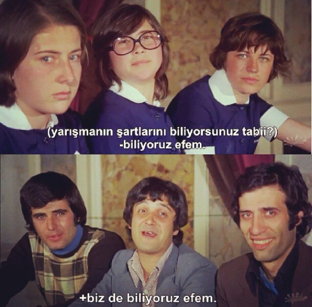 Turkish Humor Movie Hababam Sinifi