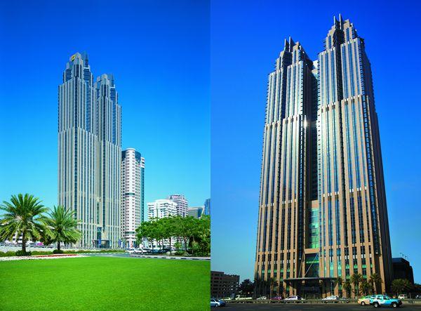 Shangri-La Hotel, Dubai offers rooms for $3 a night