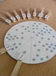 actividades para enseñar a contar/ Sencilla y efectiva.