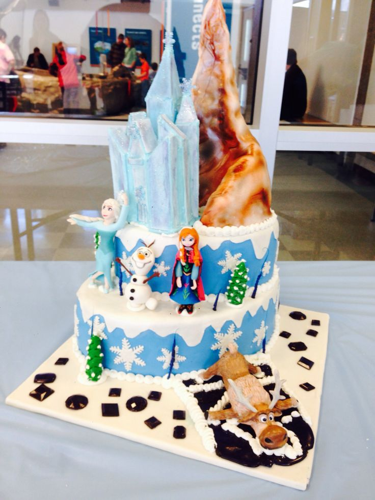 Cakes From Frozen The Movie