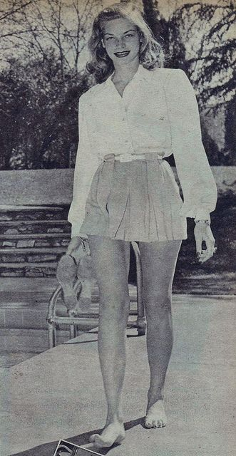 Lauren Bacall  http://bowcouture.com/edm-lauren-bacall-jesus/