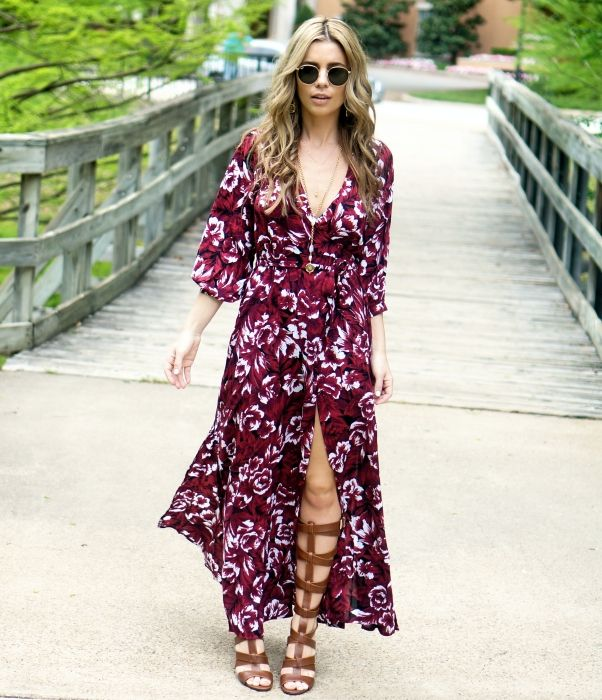 5d67b71edde 25 Outfit Ideas and Tips of How to Wear Gladiator Sandals ...
