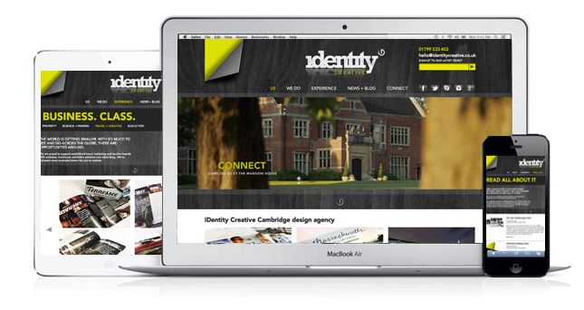 We are proud to announce the launch of our new website! Featuring some of our latest work spanning various sectors and mediums – plus we have selected a number of previous projects for you to explore to emphasise our capabilities to the full. You can also read more about the great services we provide – and find out more about our fantastic team too.