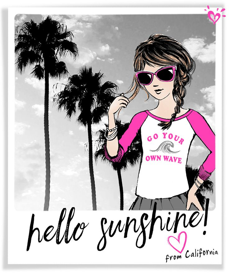 Rows of palm trees, sea breeze and sun! Sounds like a fun place to us! Road trip to Calli, anyone?