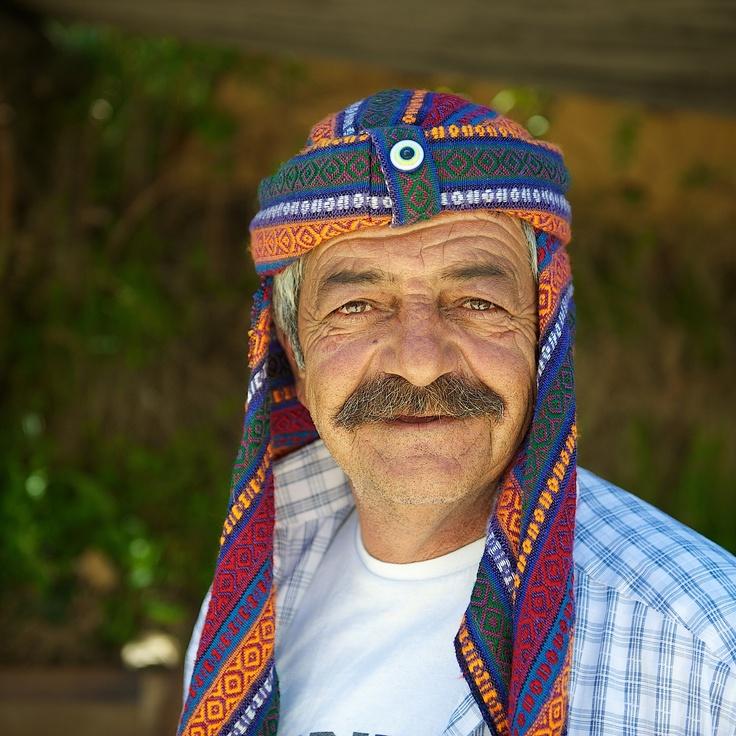 Man from Cappadocia, Turkey
