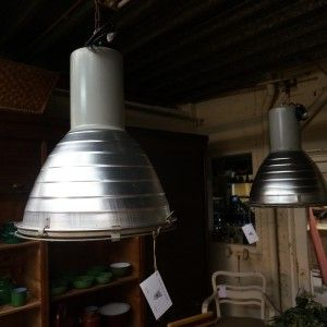 Industriele lamp - Trading131