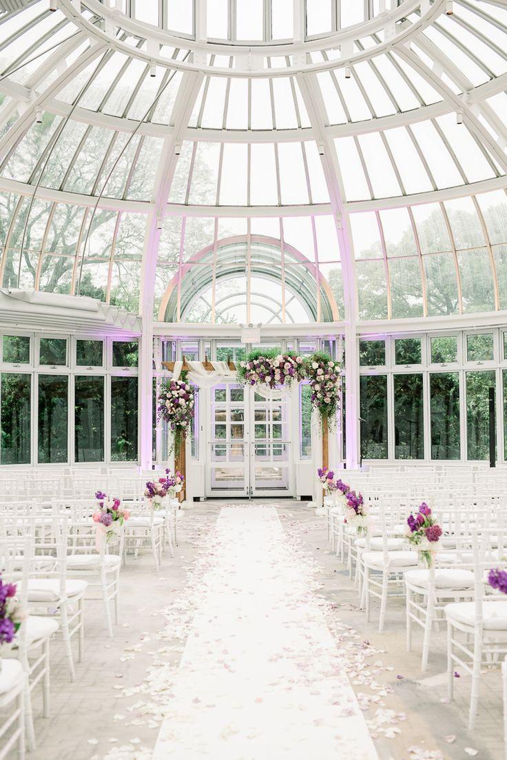 Brooklyn Botanic Gardens Wedding at The Palm House