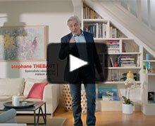 Travaux.com réalise un nouveau spot TV avec Stéphane Thebaut