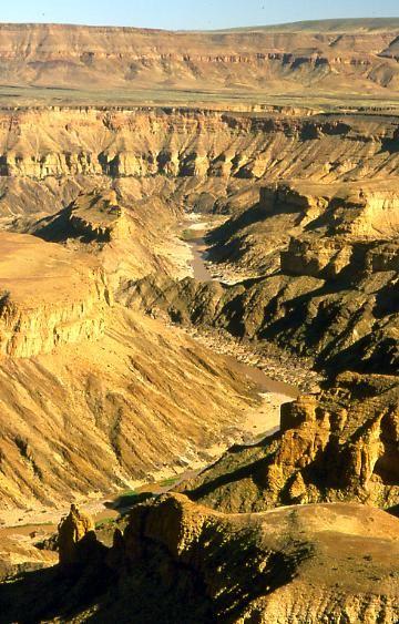 Fish River Canyon, Namibia