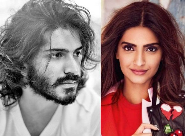 Sonam Kapoor unveils brother Harshvardhan Kapoors look from Mirzya!