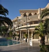 #Hotel: RUSSELIOR HOTEL AND SPA, Hammamet, TUNISIA. For exciting #last #minute #deals, checkout #TBeds. Visit www.TBeds.com now.