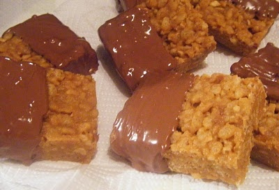 Leila Lindholm Peanut Butter Lion Bar Recipe