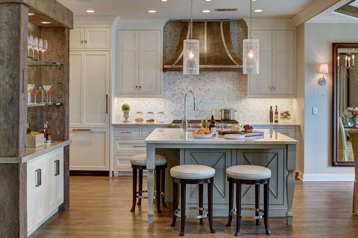 mont blanc countertops kitchen island - Google Search