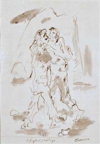 Il figliol prodigo by Felice Carena