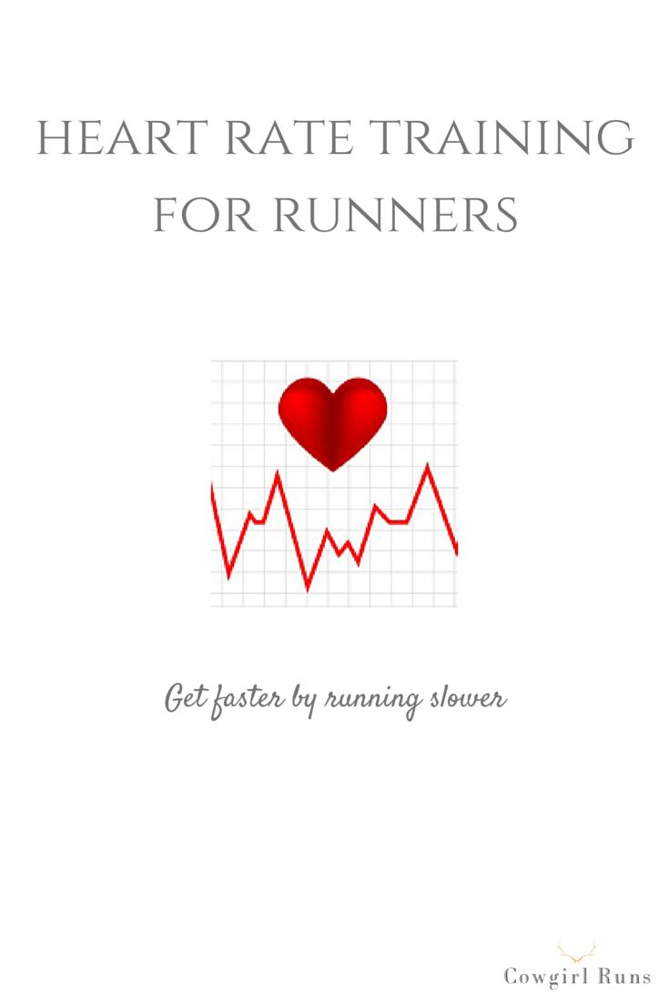 Running and Heart Rate Training