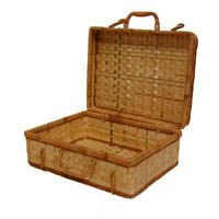 The Lucky Clover Trading Co. - Perhaps the greatest website of all time for inexpensive decorative & storage items like the Wholesale Picnic Basket Bamboo Fern
