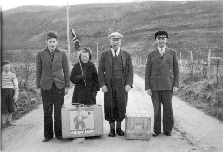 hverdagsliv i norge under andre verdenskrig