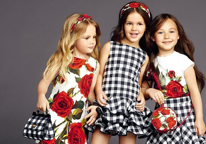 dolce and gabbana summer 2015 child collection 34
