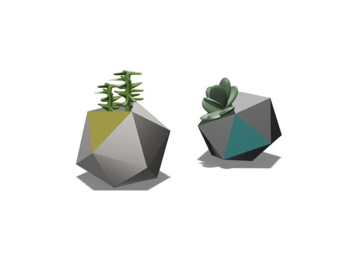 flowerpot - a 3D model by michalkova.jana123 | VECTARY