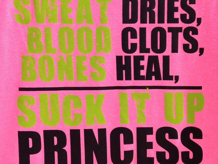 Suck It Up Princess – Kooky Chic
