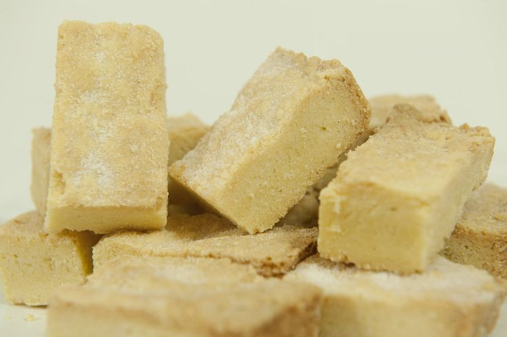 Yum Yum, homemade Butter shortbread to put into your Eco tin