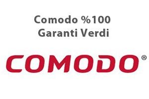 Haber Comodo %100 Garanti Verdi