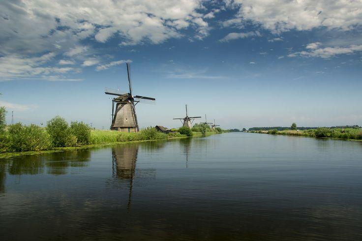 Kinderdijk by Rob Janssen on 500px