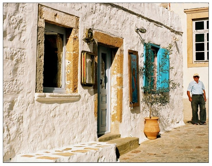 #architecture #patmos #greekislands #greece
