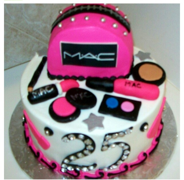 Cute Cakes For Th Birthday