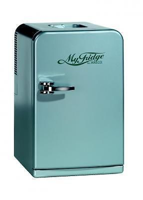 Dometic MyFridge MF-15 Minikühlschrank 12/230 V silber, 15 Liter