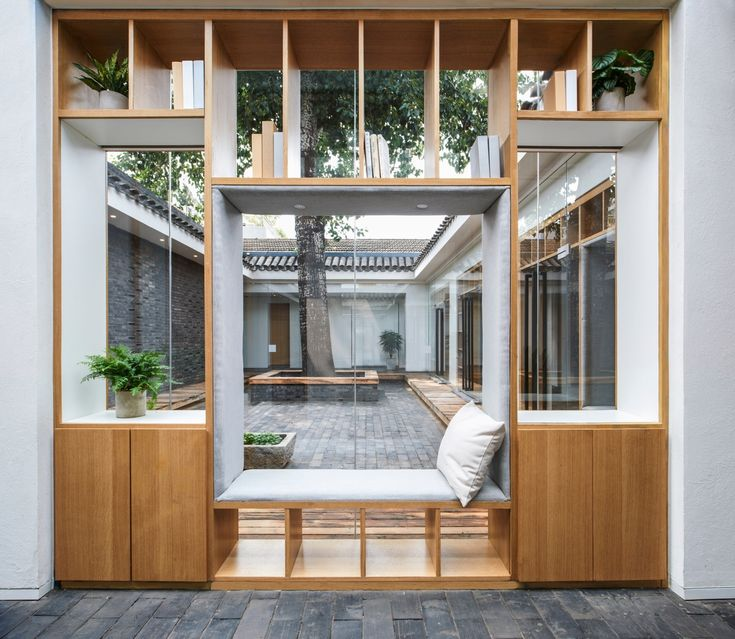 Gallery of Xiezuo Hutong Capsule Hotel in Beijing / B.L.U.E. Architecture Studio - 13