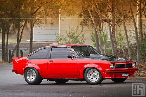 Les Chadwick's 1976 LX Holden Torana