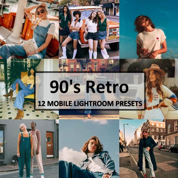 12 Retro Mobile Presets Mobile Lightroom Preset Blogger Etsy In 2020 Photo Editing Vintage Lightroom Presets Photo Editing Vsco