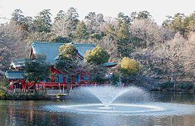 井の頭恩賜公園-武蔵野市