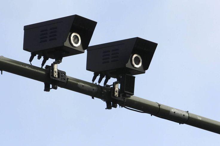 La ubicación de los nuevos controles de semáforo rojo en Madrid