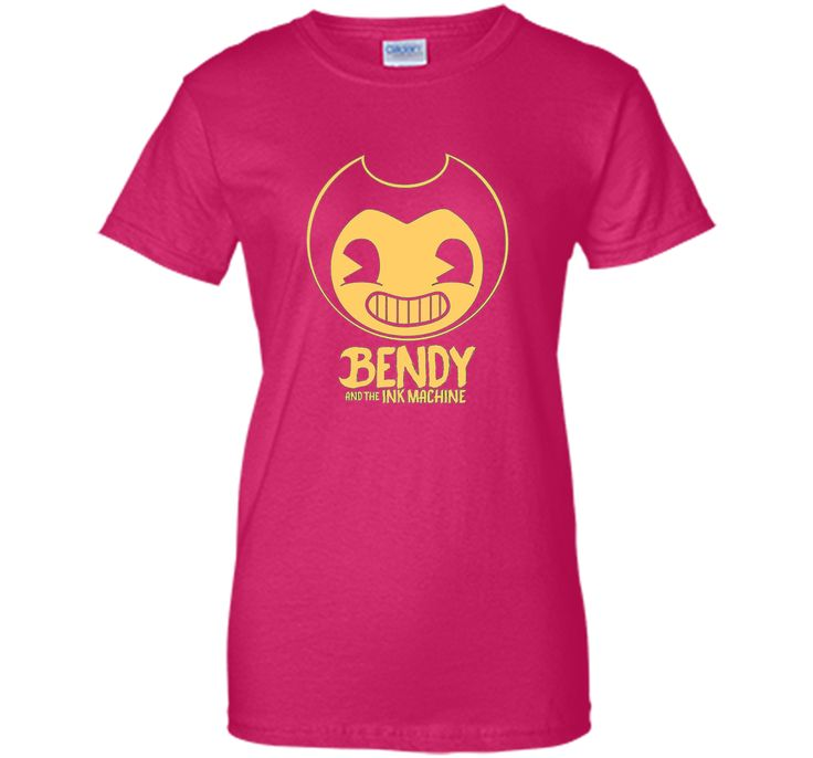 Bendy and the Ink Machine t shirt