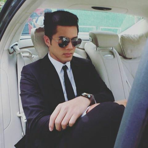 Mick Tongraya, Thai actor