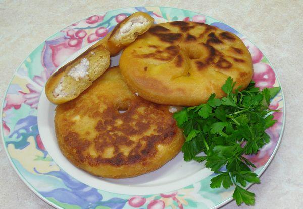 Τηγανόψωμο. Γευστικά και εύκολα τηγανόψωμα αλμυρά ή γλυκά...